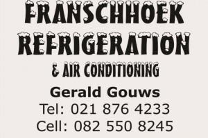 Franschhoek Refrigeration and Air Conditioning