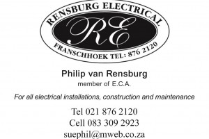 Rensburg Electrical