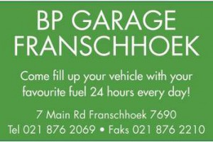BP Garage Franschhoek