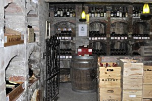 La Cotte Inn Wine Sales